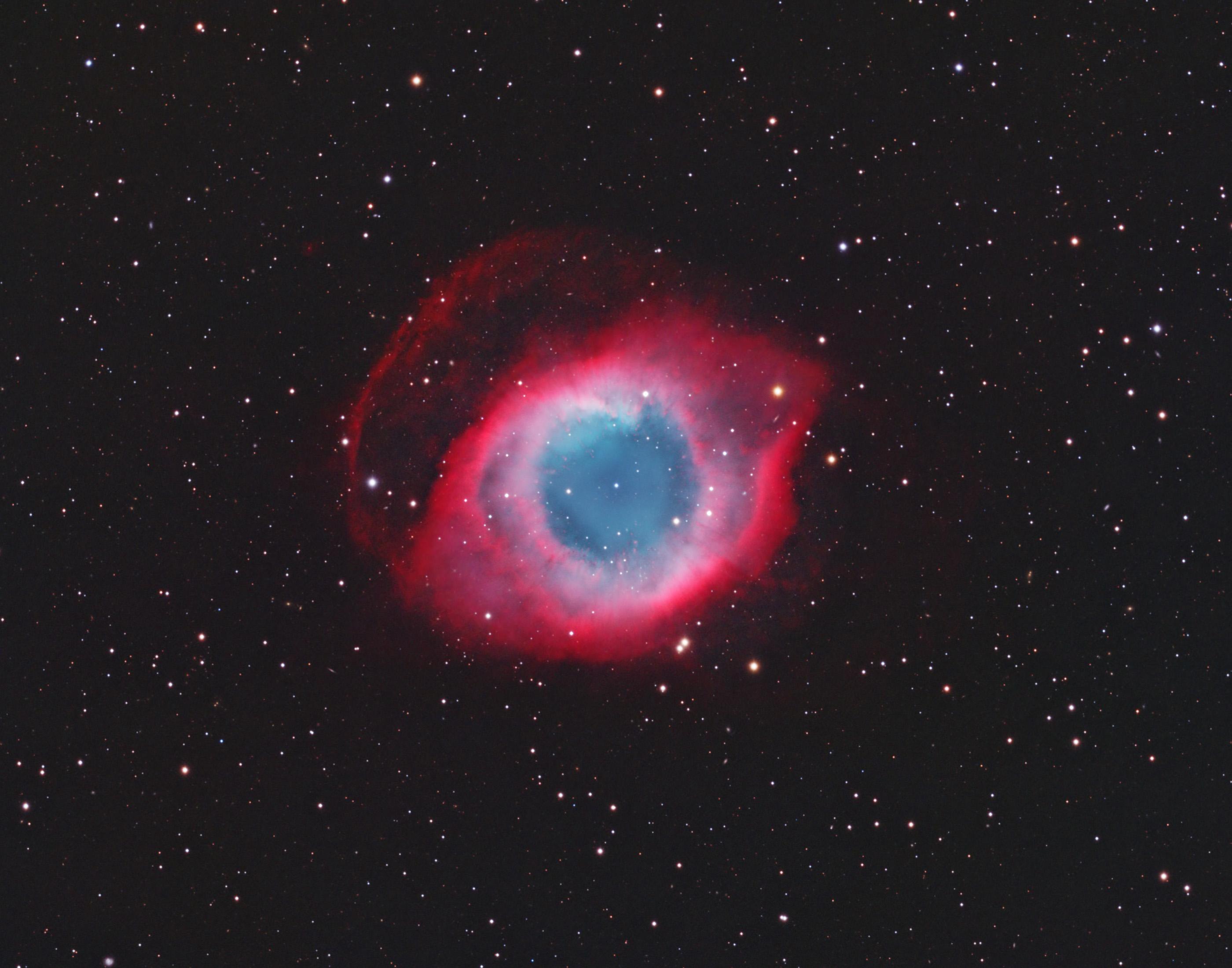 helix nebula constellation aquarius - photo #25