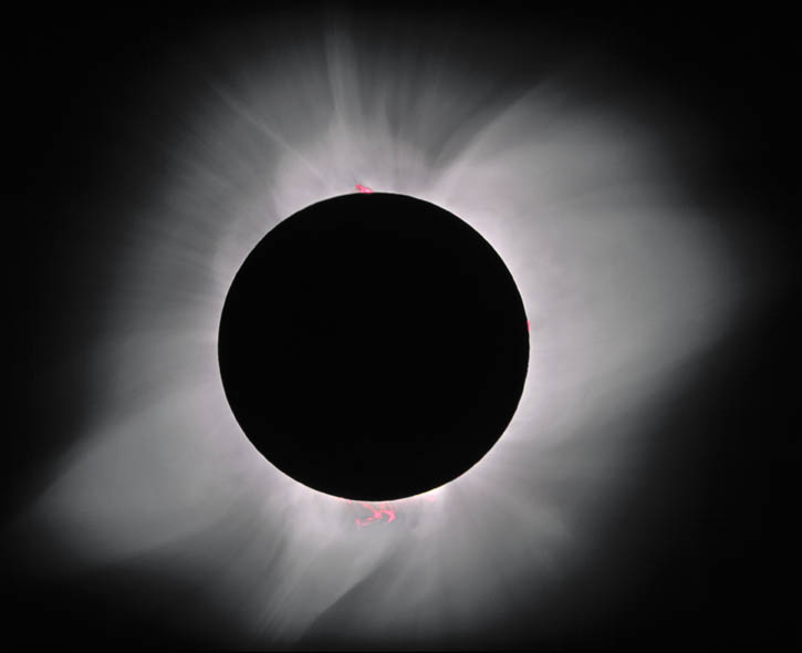 Eclipses Solares Mexico Solar Eclipse July 11 1991